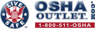 Logo for OSHA Outlet'