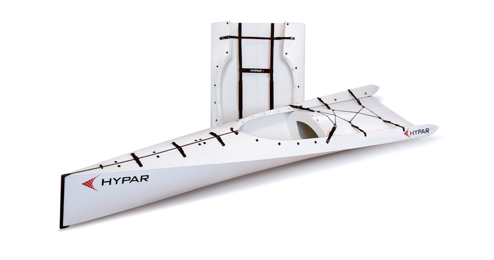 HYPAR Kayak Box