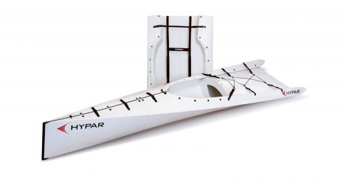HYPAR Kayak Box'