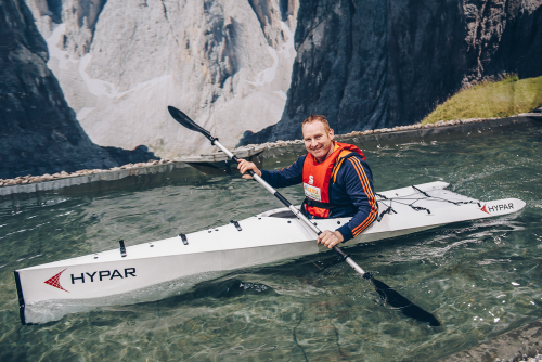 HYPAR Kayak 1'