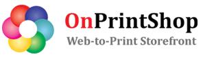 Logo for online printshop'
