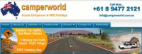 Camperworld Logo
