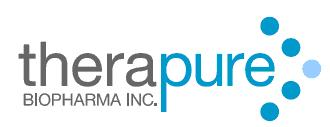Logo for Therapure Biopharma Inc.'