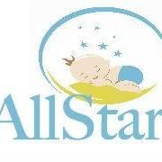 MyAllStarBaby.com Logo