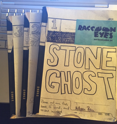 Stone Ghost'