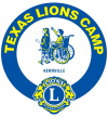 Texas Lions Camp Logo'