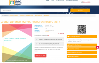 Global Defense Market Research Report 2017