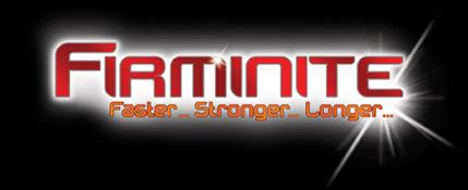 Logo for firminite'