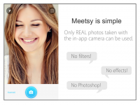 "New, Innovative Dating App – ""Meetsy&"