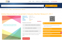 Global Aquaculture Equipment Industry Market Research 2017