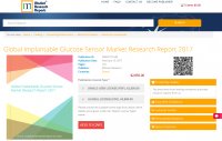 Global Implantable Glucose Sensor Market