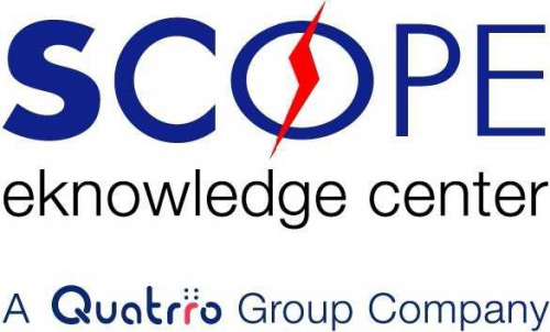 Logo for Scope eKnowledge Center'