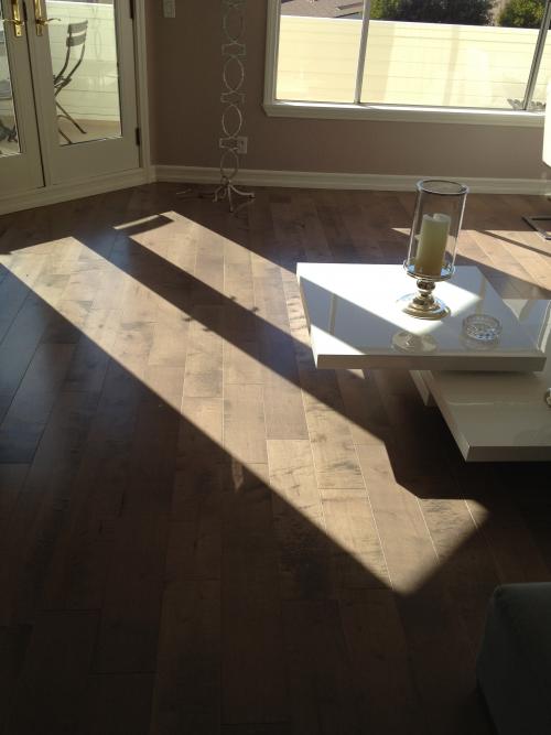 Wood Flooring'
