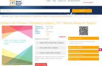 Global and Chinese I.V.Dressing Industry, 2017 Market
