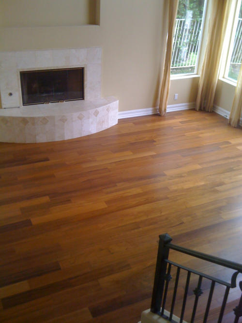 Wood Flooring CA'