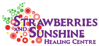 Strawberries and Sunshine Healing Centre Logo