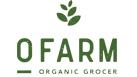 Company Logo For oFarm Organic Grocers'