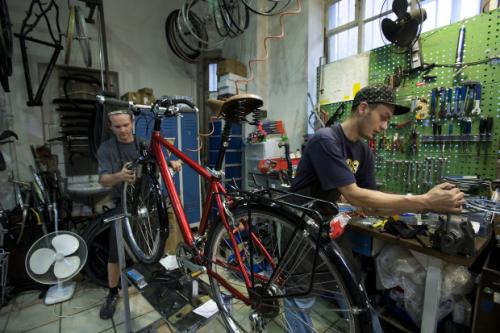 Bike Shop Dreams'
