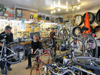 Bike Shop Dreams'