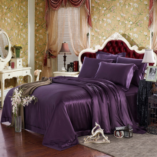 25 Momme Silk Sheets'