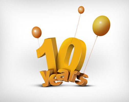 10 years of SITEIMPULSE