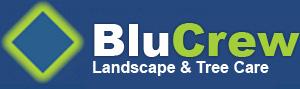 Company Logo For BluCrew Landscape'