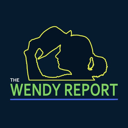The Wendy Report Show Logo'