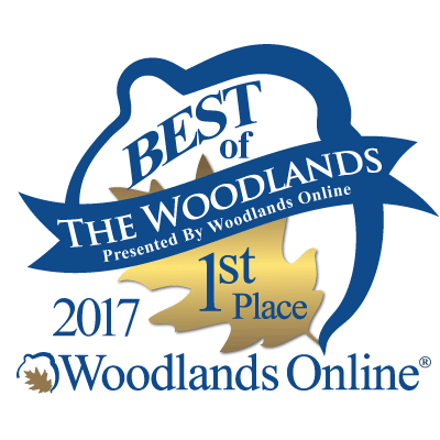 Best of The Woodlands Award'