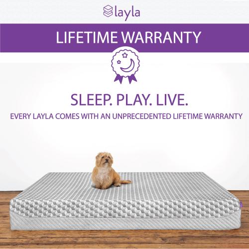 Lifetime Warranty'