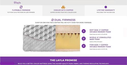 Layla 3 Layers'