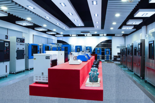 Show Room of Wewon Environmental Chambers'