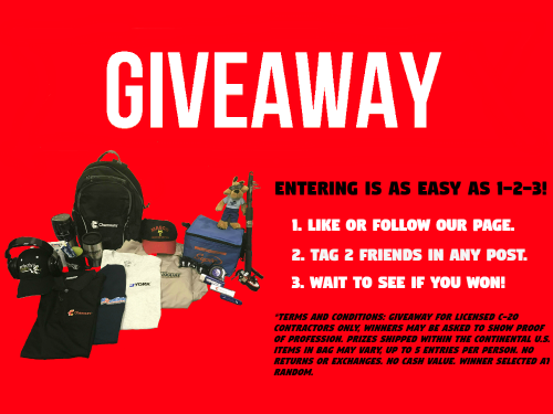 giveaway'