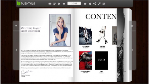 PubHTML5 - Create HTML5 Flipbook With Page Turning Effect'