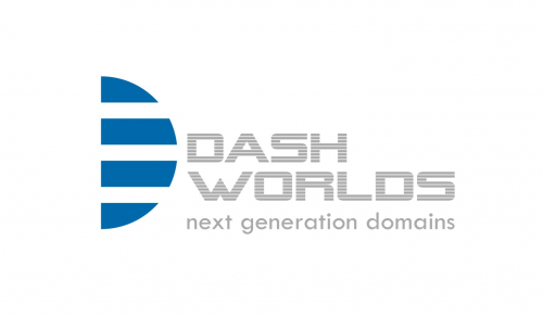 Logo for DASHWORLDS'