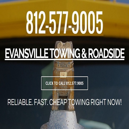 Company Logo For Evansville Towing'