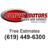 Company Logo For Conway Motors Sales & Service'