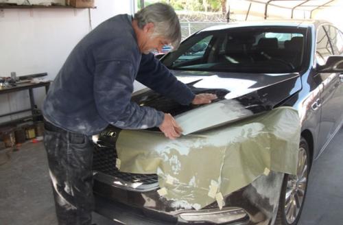 Scheduled Car Maintenance'