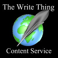 The Write Thing Content'