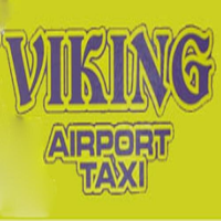 Viking Airport Taxi Logo