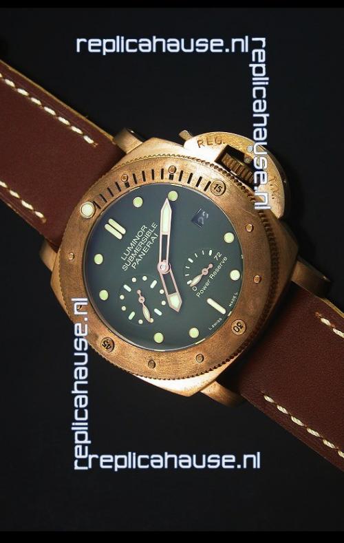 Panerai Bronzo Watch'