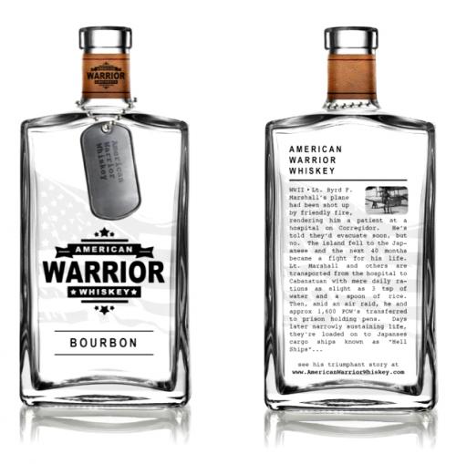 American Warrior Whiskey'
