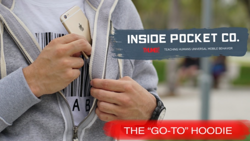 Inside Pocket - Sweatshirts with Style and Performance'