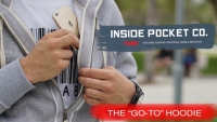 Inside Pocket - Sweatshirts with Style and Performance