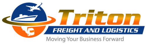 Logo for Triton Freight and Logistics'