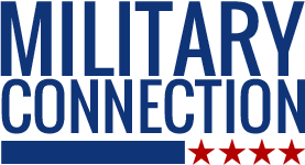 Company Logo For Military Connection'