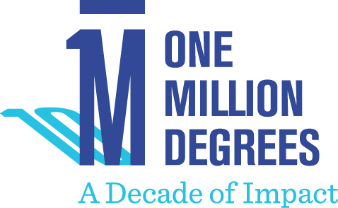 Company Logo For One Million Degrees'