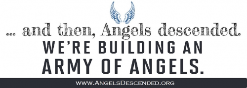 Company Logo For ... and then, Angels descended.'