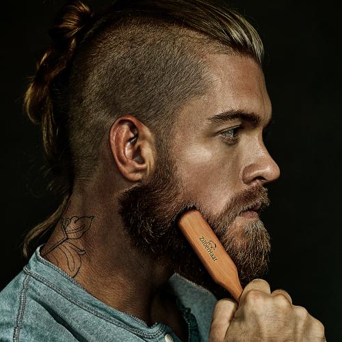 ZilberHaar Beard Brushes for Epic Beard Styling'