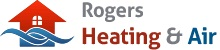 Company Logo For Rogers Heating & Air'