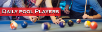 DailyPoolPlayers.com Logo